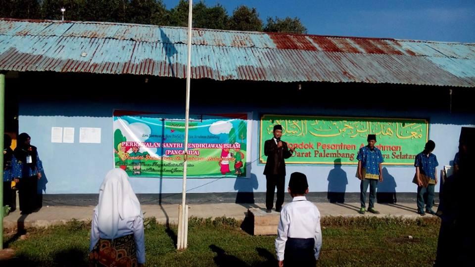 Opening ceremony pamcasila 201